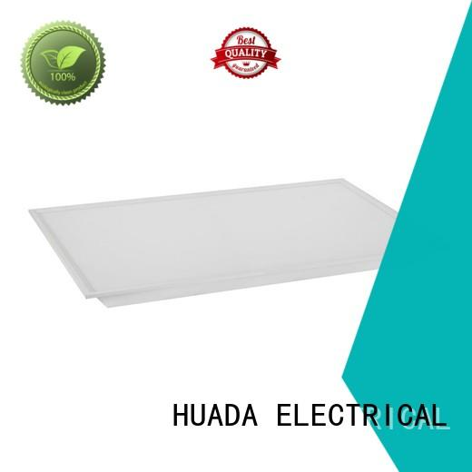 led lit flat HUADA ELECTRICAL Brand led panel light 600x600 factory