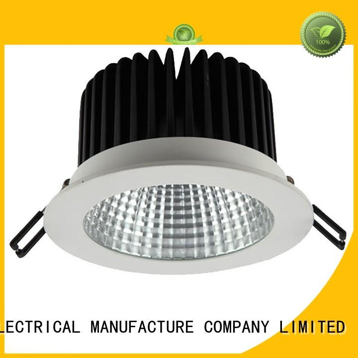 HUADA ELECTRICAL project 18w led downlight recessed service hall
