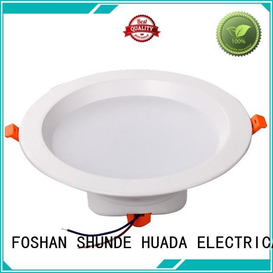 led led downlights kitchen manufacturer office HUADA ELECTRICAL