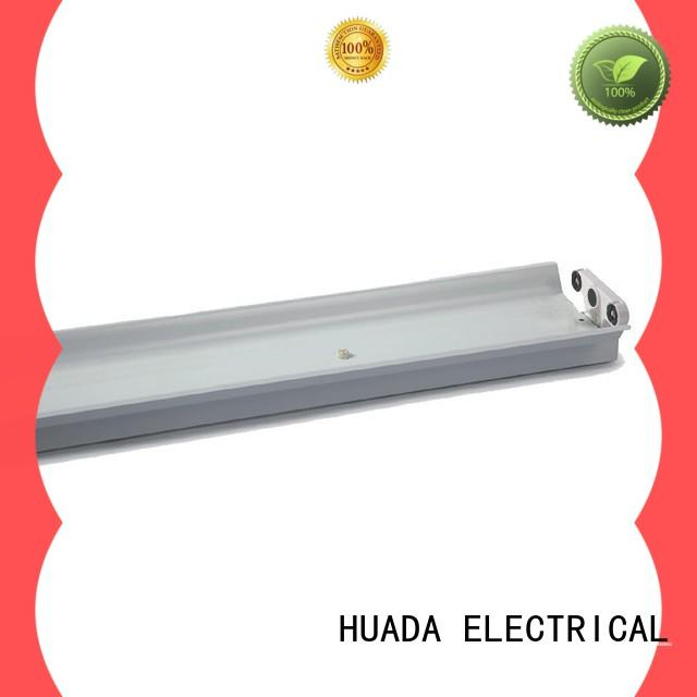 HUADA ELECTRICAL led fluro tube with reflector service hall