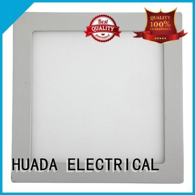 HUADA ELECTRICAL new style led wall panel light light square for decoration