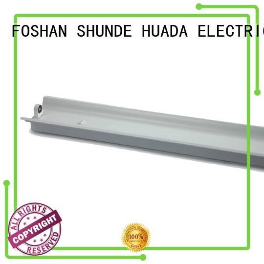 lighting fixture t12 led tube single double HUADA ELECTRICAL Brand