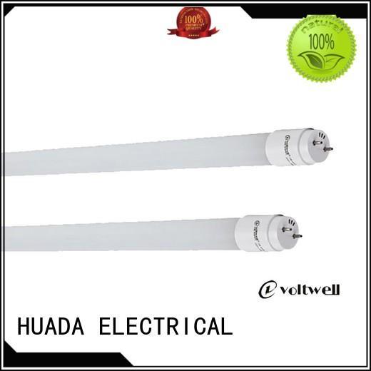 HUADA ELECTRICAL tube led tube light fixture manufacture office