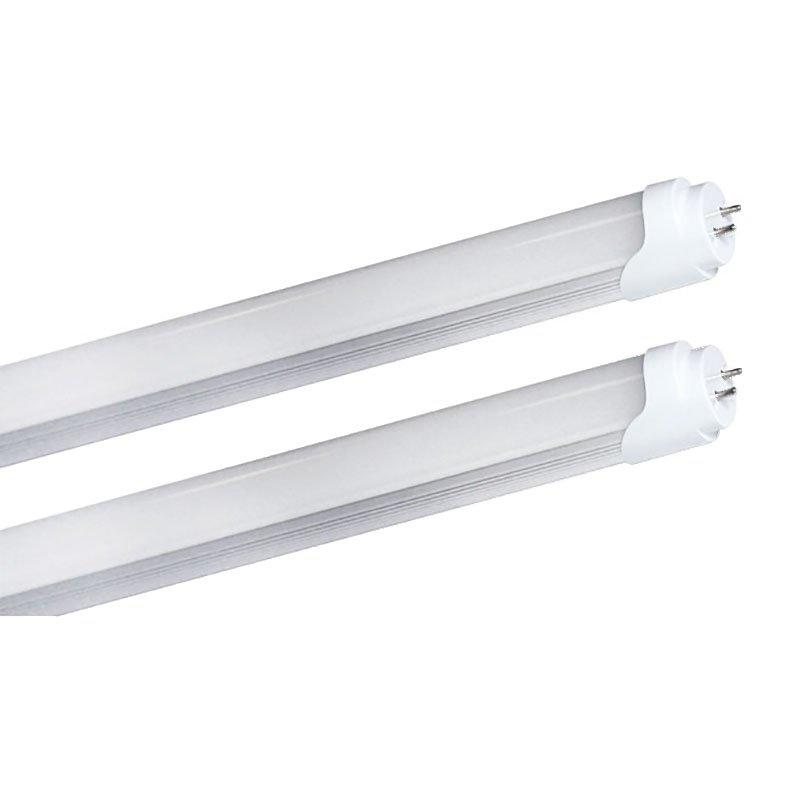High Brightness Aluminum And Plastic 1200mm T8 LED Tube Light