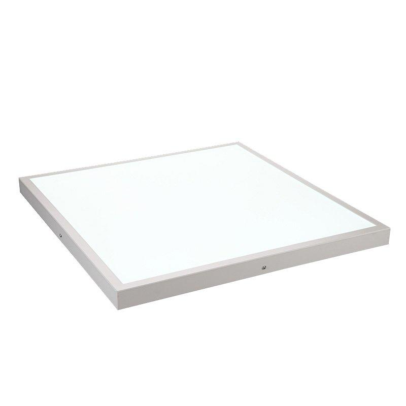 LED Ultrathin Aluminum PMMA Led Square Panel 600*600*40