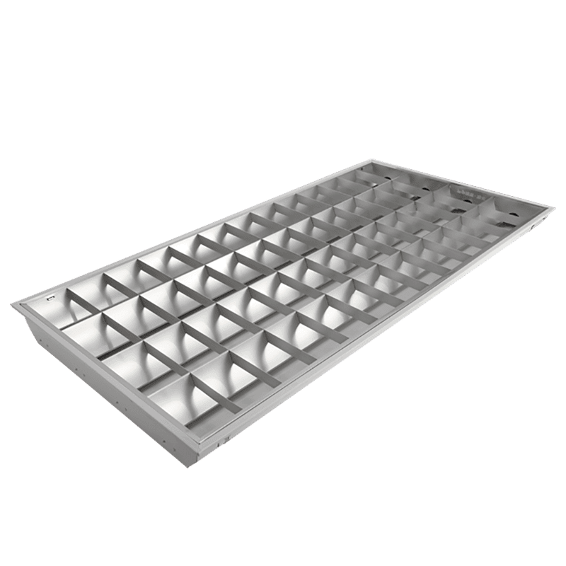 New Style Office Light LED Grille Lamp 1200×600