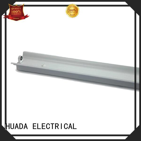 Quality HUADA ELECTRICAL Brand t12 led tube double