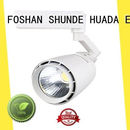 high quality led track lighting heads manufacturer clothing shop