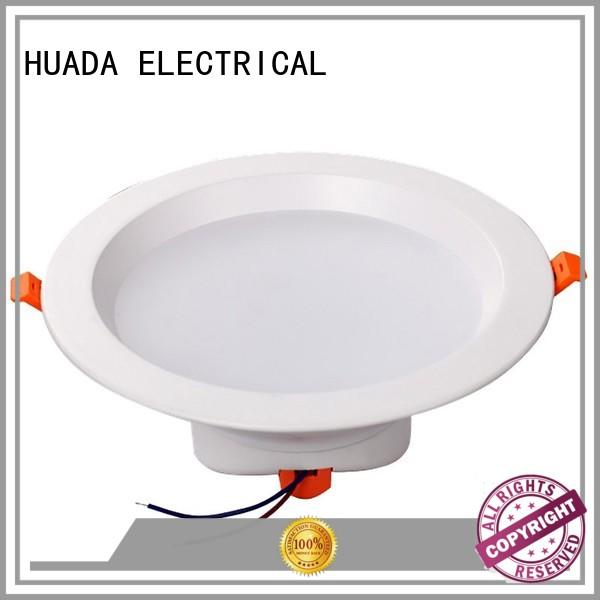 light adjustable downlights manufacturer service hall HUADA ELECTRICAL