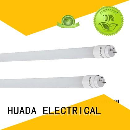 HUADA ELECTRICAL hot sale led tube light fixture manufacture service hall