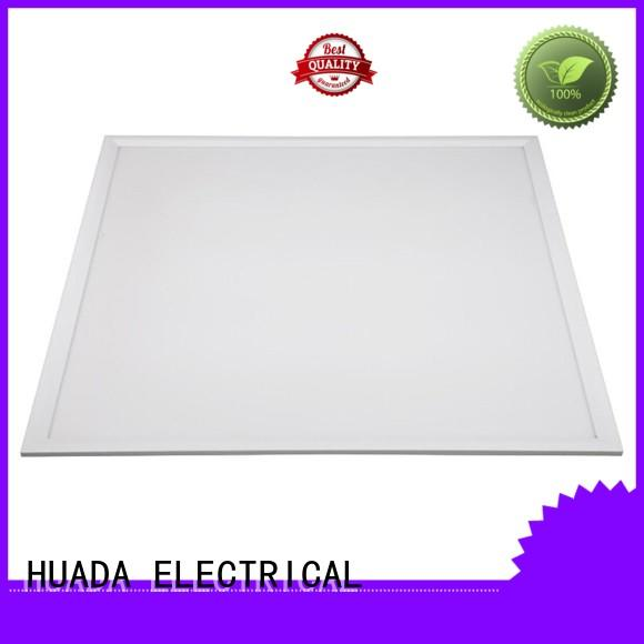 HUADA ELECTRICAL solid mesh round led panel free sample service hall