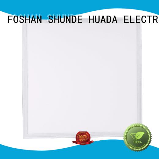 300x300mm pmma led slim panel light bright HUADA ELECTRICAL