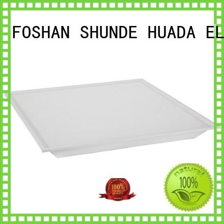 HUADA ELECTRICAL round led panel free sample factory