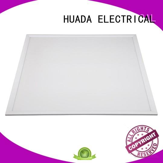 pure panels lighting square HUADA ELECTRICAL Brand round led panel supplier