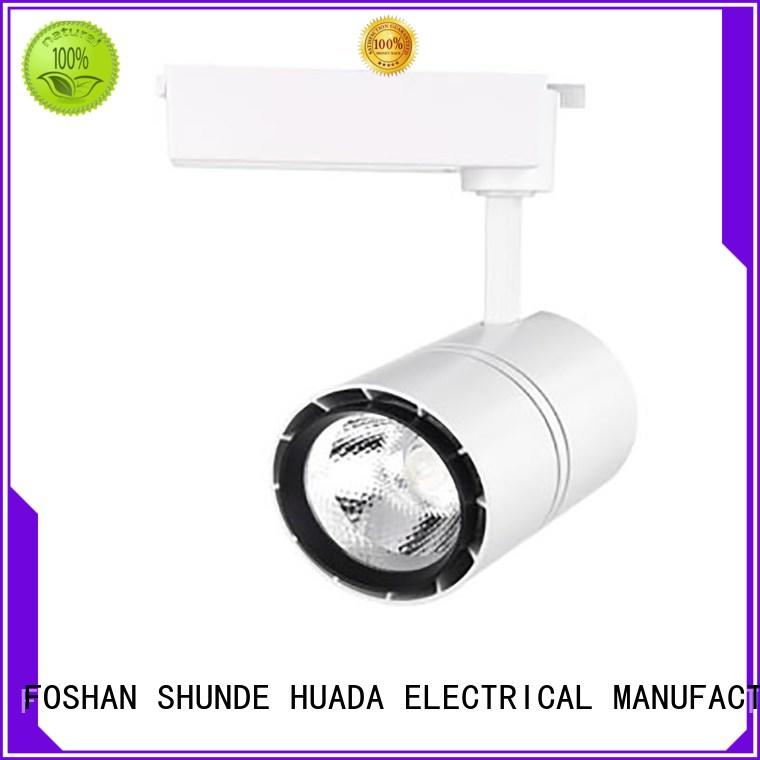 HUADA ELECTRICAL dimmable track light fitting manufacturer clothing shop