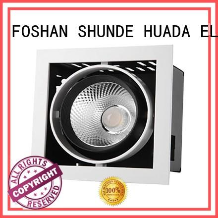 g12 square square led spotlights 17w HUADA ELECTRICAL Brand