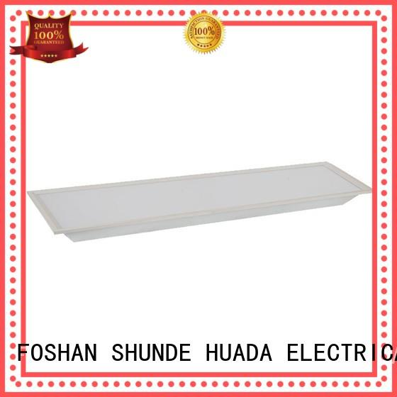 HUADA ELECTRICAL 15w round panel light free sample service hall