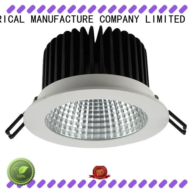 HUADA ELECTRICAL dimmable colour changing led downlights diffuse refection school