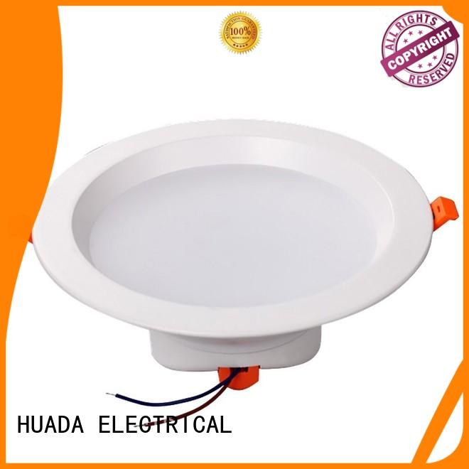 HUADA ELECTRICAL recessed adjustable led downlights manufacturer office