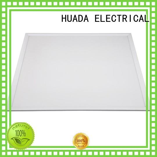 HUADA ELECTRICAL Brand 1200×300 lit round led panel pure factory