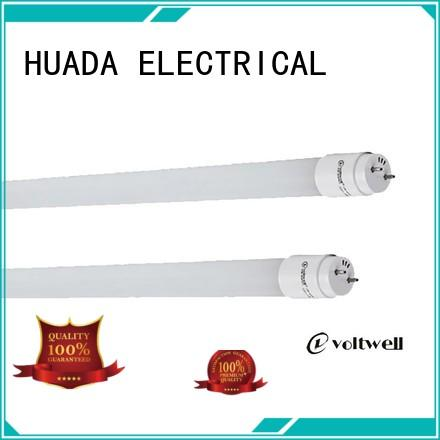 HUADA ELECTRICAL hot sale led glass tube tube factory