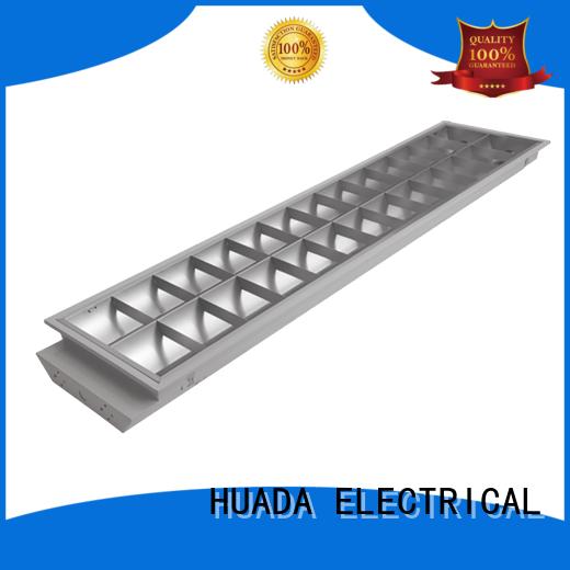 HUADA ELECTRICAL aluminum reflector industrial led light fixtures bulk production school