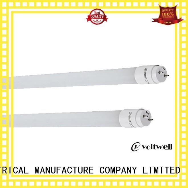 glass tube led t8 light HUADA ELECTRICAL company