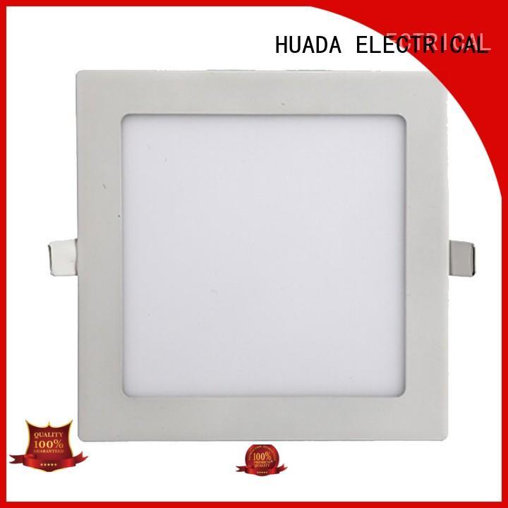aluminum pmma φ60040 led slim panel light HUADA ELECTRICAL