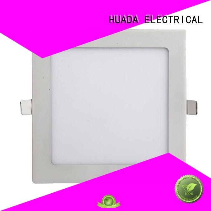 recessed best led panel lights slim light square factory