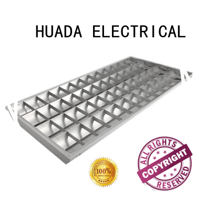 HUADA ELECTRICAL led recessed lighting fixtures manufacturer service hall