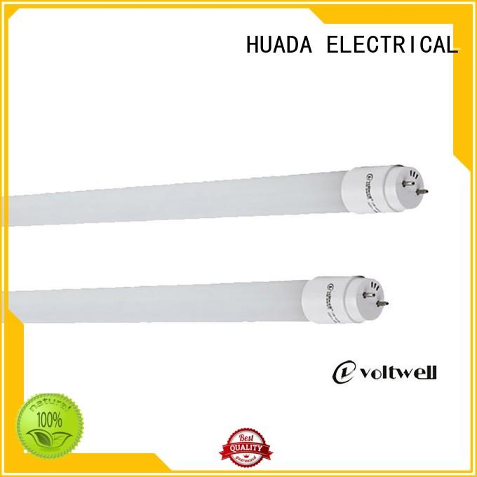 HUADA ELECTRICAL led glass tube factory price factory