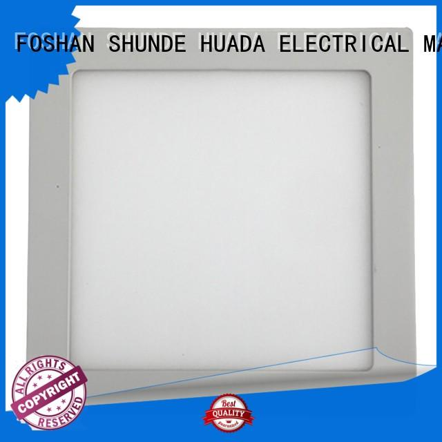 HUADA ELECTRICAL panel led surface panel light light square for house