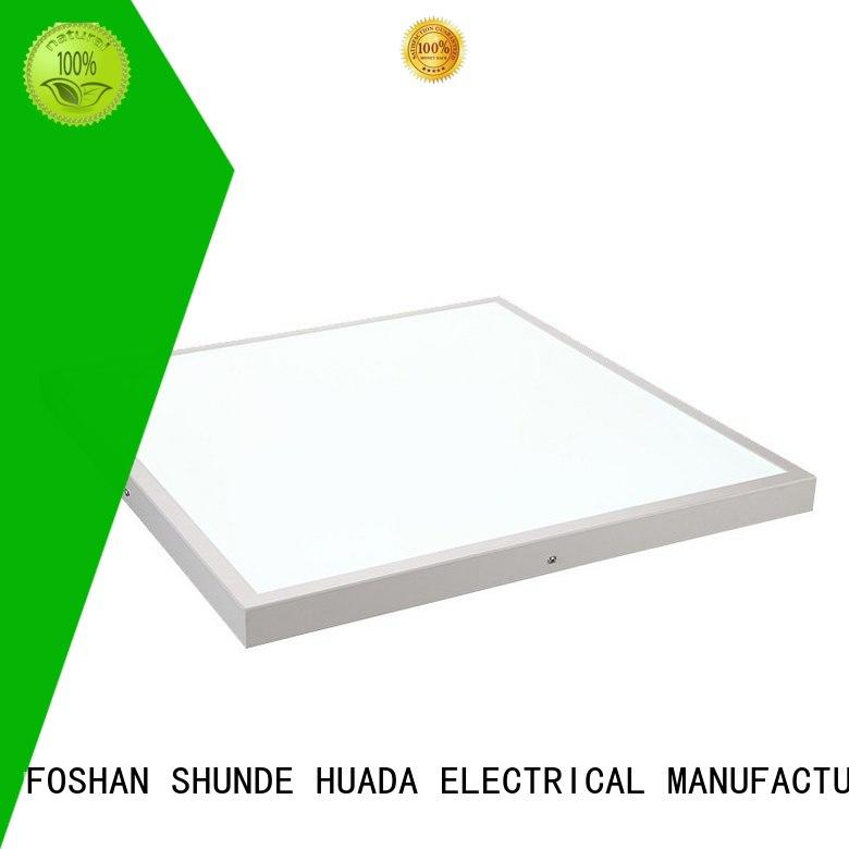 factory price led panel rund light round office