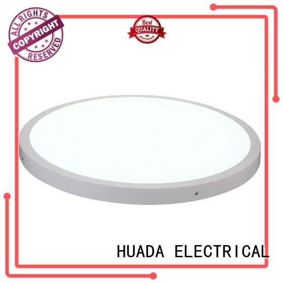 panel smd led panel light round school HUADA ELECTRICAL