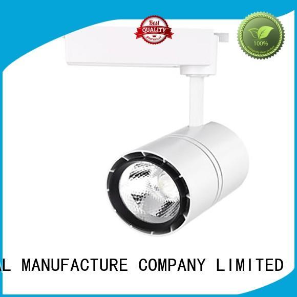 HUADA ELECTRICAL high quality spotlight track lighting super bright factory