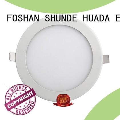HUADA ELECTRICAL color led light sheet panel ultrathin school