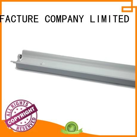 HUADA ELECTRICAL single lighting led fluro tube replacement with reflector factory