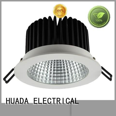 12w small diameter led downlights 20w office HUADA ELECTRICAL