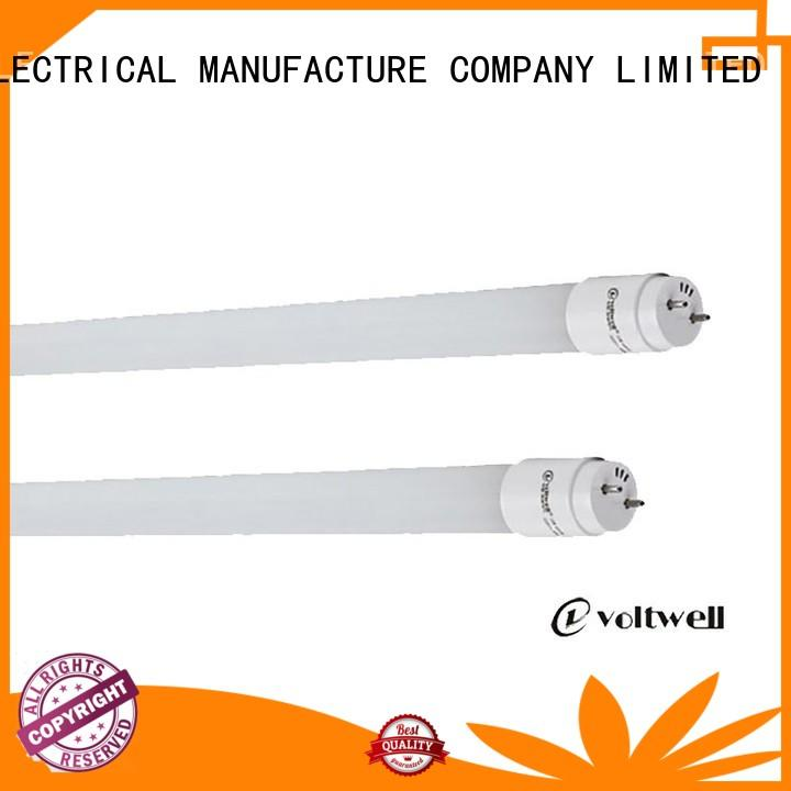 HUADA ELECTRICAL Brand sale fitting waterproof glass led glass tube