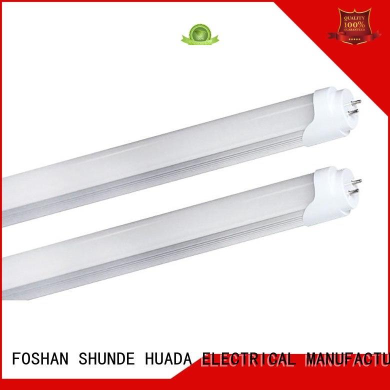 Custom tube led tube lights for home 1200mm HUADA ELECTRICAL