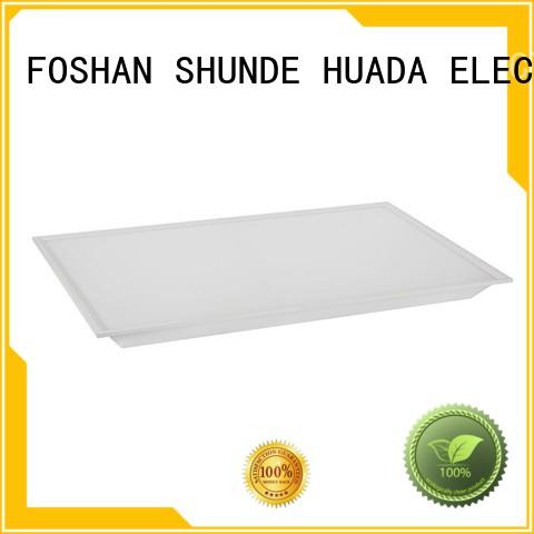 ultrathin Custom 1200×300 direct round led panel HUADA ELECTRICAL 600×600