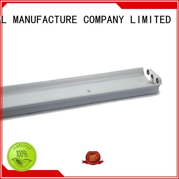 HUADA ELECTRICAL single lighting led fluro tube manufacturer factory
