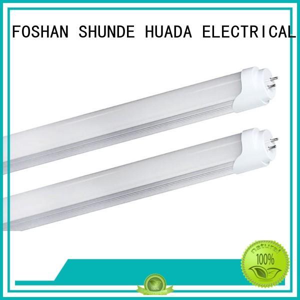 HUADA ELECTRICAL led tube lamp heat conductivity school