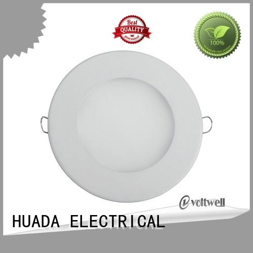 HUADA ELECTRICAL Brand 6w color 12w small led panel light manufacture