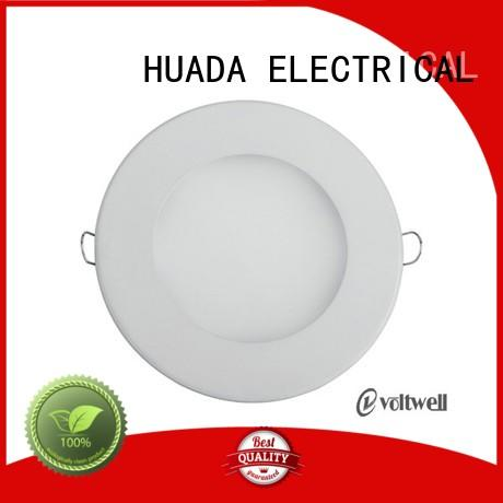 HUADA ELECTRICAL Brand aluminium side sale custom low profile led recessed lighting