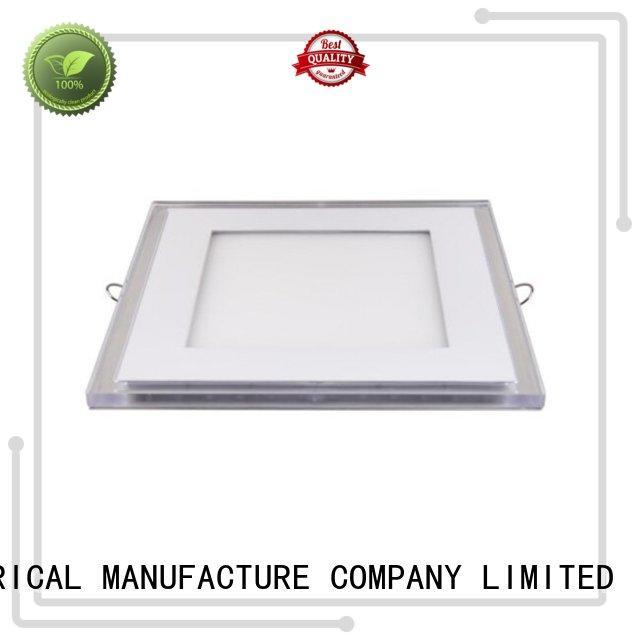 slim 12 watt led panel light price size service hall HUADA ELECTRICAL
