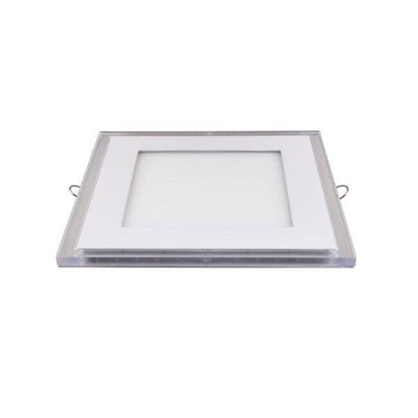LED Color Changeable Square Slim Panel Light 15W