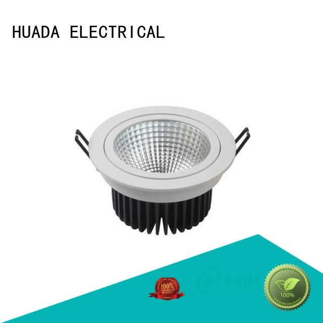 good heat dissipation adjustable dimmable led downlights long lifetime school