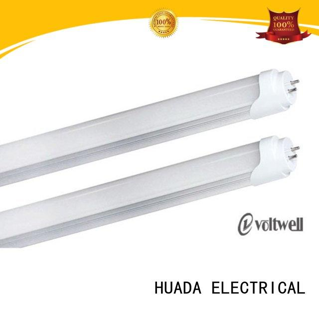 proof 9w led tube price directly HUADA ELECTRICAL company