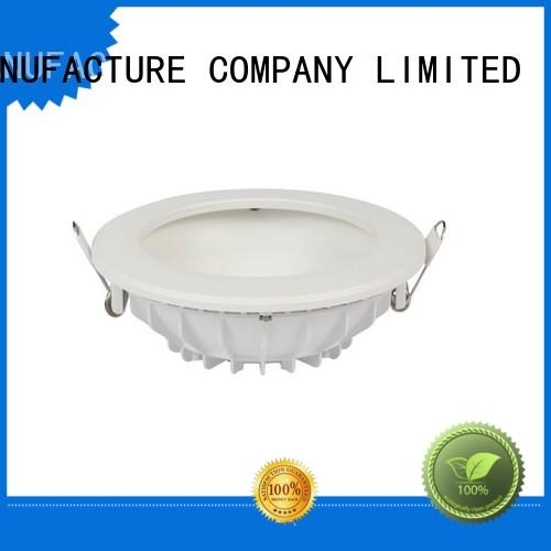 HUADA ELECTRICAL Brand recessed dimmable led downlights for sale manufacture